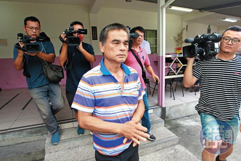 李父獲悉女兒被男友勒斃,哭著說:「早知道我就先殺了他。」