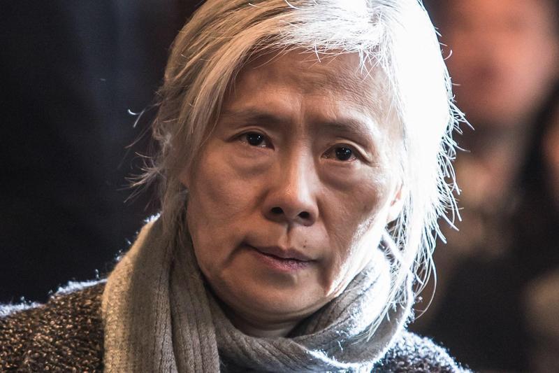 《與神同行》中賺人熱淚的芮秀貞,在新片《她們的故事》中苦練平壤方言飾演慰安婦奶奶角色。(采昌國際多媒體提供)