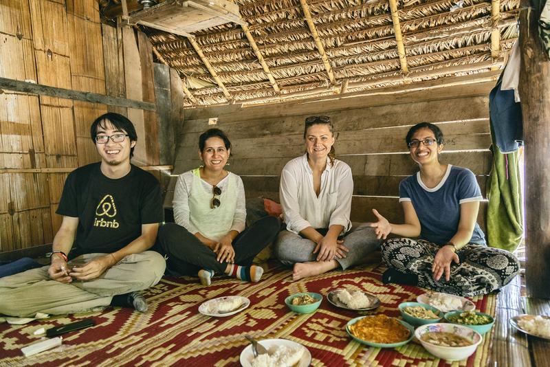 造訪清邁的山區部落,能夠體驗泰北最原汁原味的少數民族生活。(Airbnb提供)