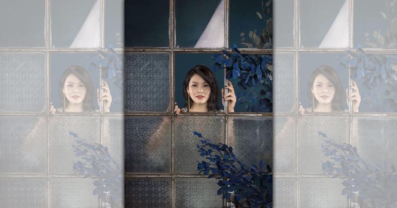 周蕙出道20周年,推出翻唱專輯《不被遺忘的時光》。(華研提供)