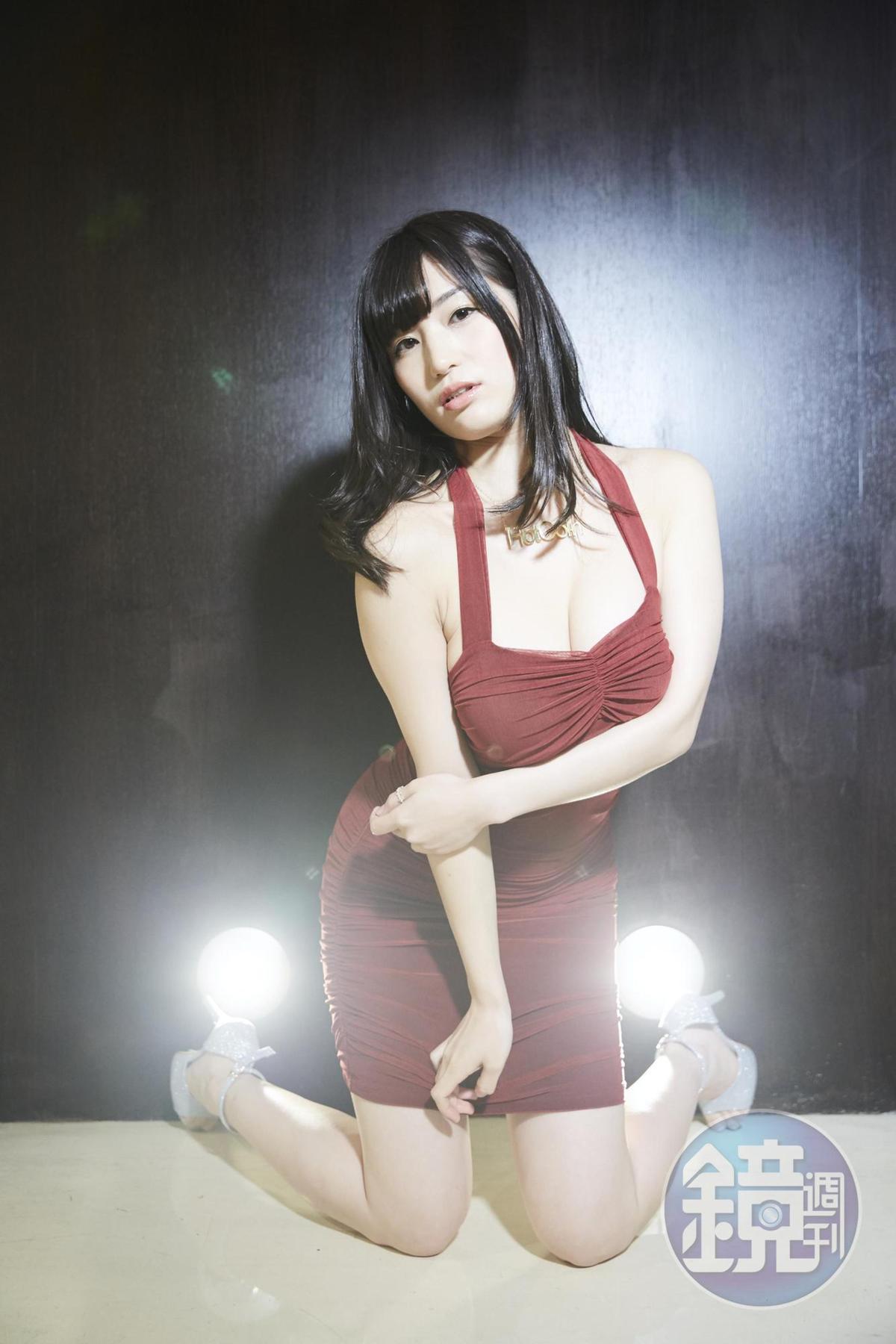 高橋聖子想挑戰「不倫」題材,大玩人妻誘惑。