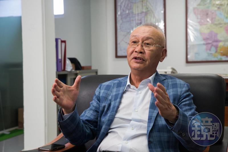 說起40多年前的創業過程,吳景亮仍然記憶猶新。
