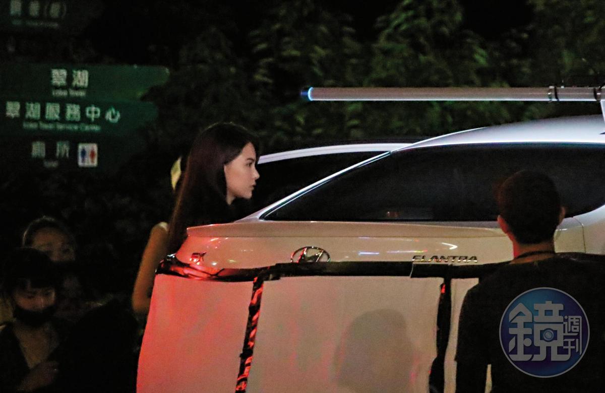 21:40 昆凌是《叱吒風雲》女主角,這也是她首次掛頭牌當女一。