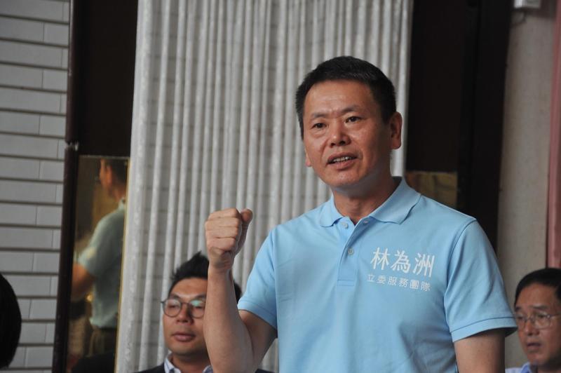 林為洲強調,國民黨歷經挫敗,建立甄選制度很重要,隨意更改提名制度,不利團結,更遑論重返執政。 (取自林為洲臉書)