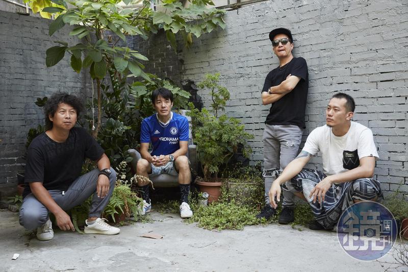 四分衛這塊招牌走過25個年頭,至今仍持續推出作品,《練習對抗的過程》是第8張專輯,看似創作步調慢,但音樂卻在台灣佔有一席之地。