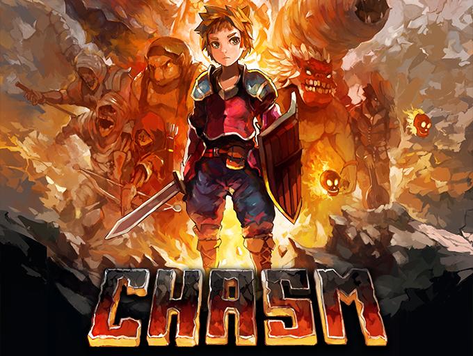 《CHASM》讓你重溫橫向卷軸的精采年代,別忘了隨手儲存唷!
