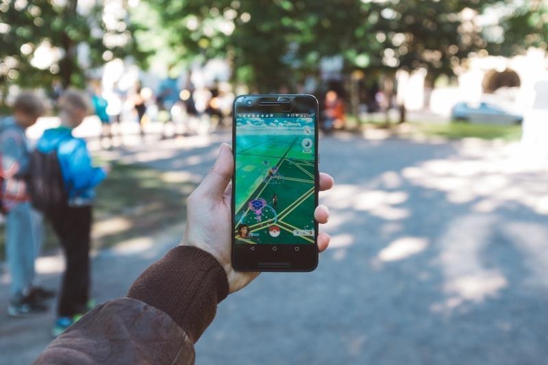 手機遊戲如寶可夢GO越來越深入大眾生活,同時也讓市場越來越巨大