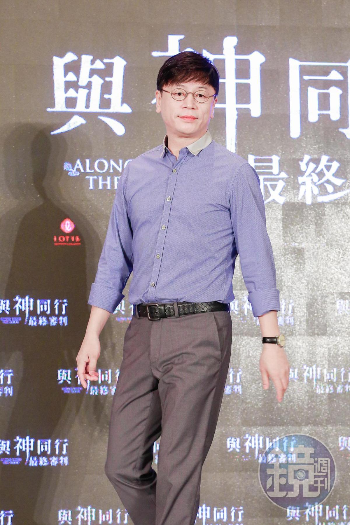 導演金容華說如果河正宇為他辯護,就算說謊地獄他也不擔心。
