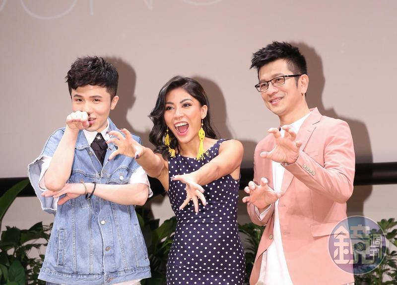 海選評審邀請到金曲獎評審團主席陳子鴻老師、金曲歌后艾怡良和全能音樂人小宇擔綱。