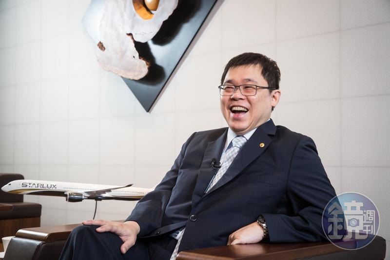睽違2年多,張國煒強勢回歸航空業,發下豪語要奪全亞洲的皇冠。