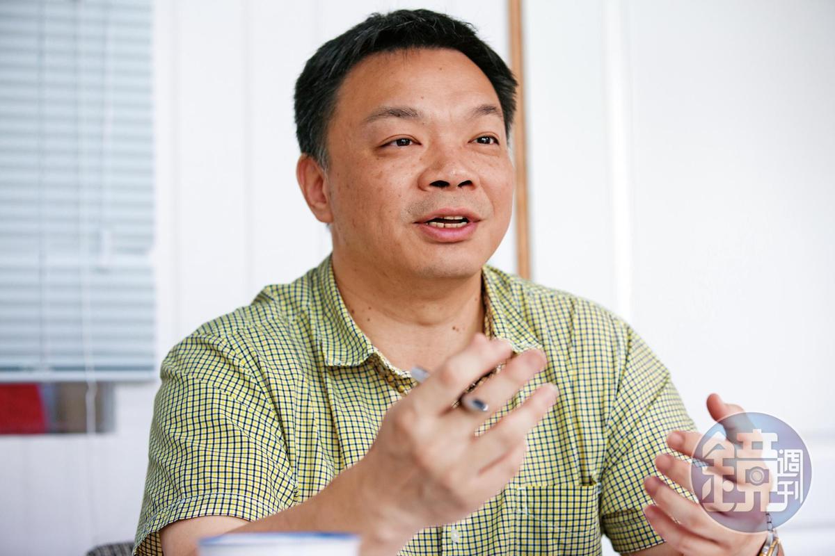 高思博批台南今年才成立第1間公托,私托也僅有7家願意加入準公共化,台南經驗行不通,現在還要推廣到全國。