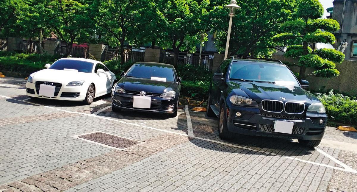 詐騙集團將犯罪所得用來購買進口名車,全被檢方查扣沒收。