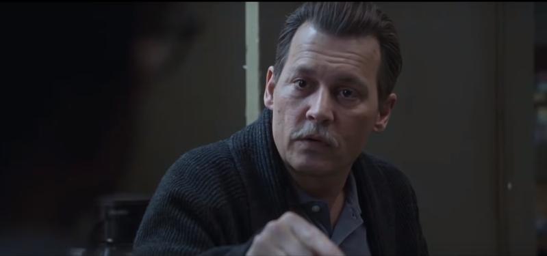 強尼戴普主演的電影《City of Lies》在北美上映一個月前被撤檔,懷疑與他被該片劇組員工控告打人的官司有關。(翻攝自電影預告)