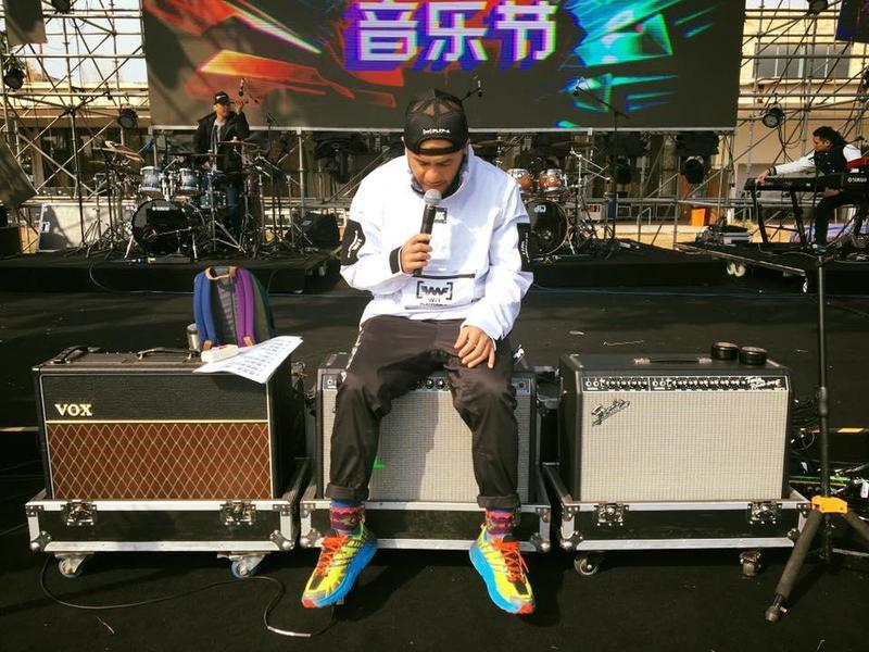 張震嶽是台灣知名原住民歌手、金曲獎得主,在兩岸三地擁有廣大知名度。 (翻攝自張震嶽臉書)