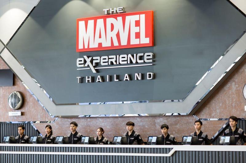 斥資10億打造的「泰國漫威基地」,短短半年就宣布終止營運。(TMX泰國提供)