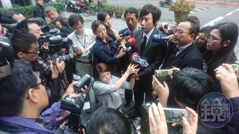 秦偉性侵風暴判決出爐,遭重判8年。(本刊資料照)