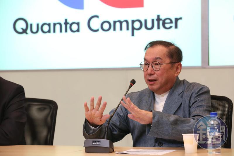 林百里進一步指出,他認為繼工業革命、數位革命後,AI將會是最後一波革命。
