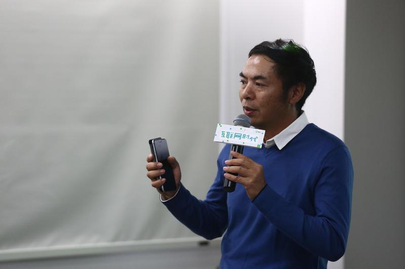 張小龍(如圖)是騰訊董事長馬化騰相當看重的人。(東方IC)