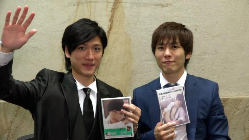 有馬芳彥(左)和鈴木一徹是「女性向」AV非常有名的AV男優。(翻攝自影片)