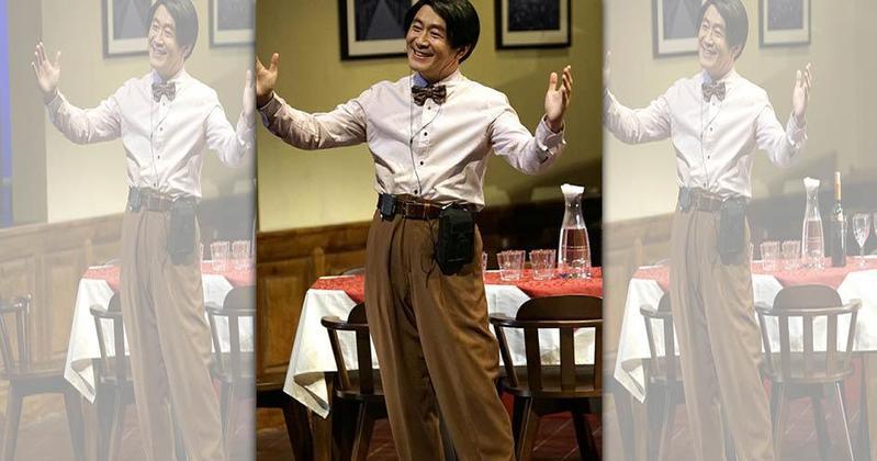 湯志偉從小演到現在,作品遍及電視劇、電影及舞台劇。(翻攝臉書)。