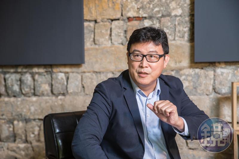 姚文智強調自己是背水一戰,如果選輸台北市長,將退出政壇。