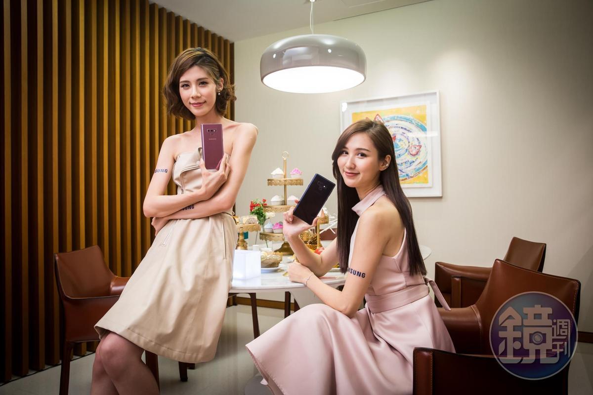Note系列在台累計銷售超過270萬台,這次台灣也被列入Note 9第一波銷售名單之中。