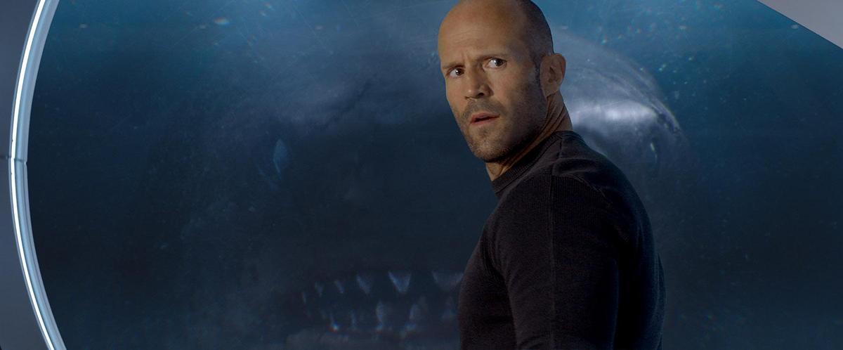 《巨齒鯊》(華納兄弟提供)