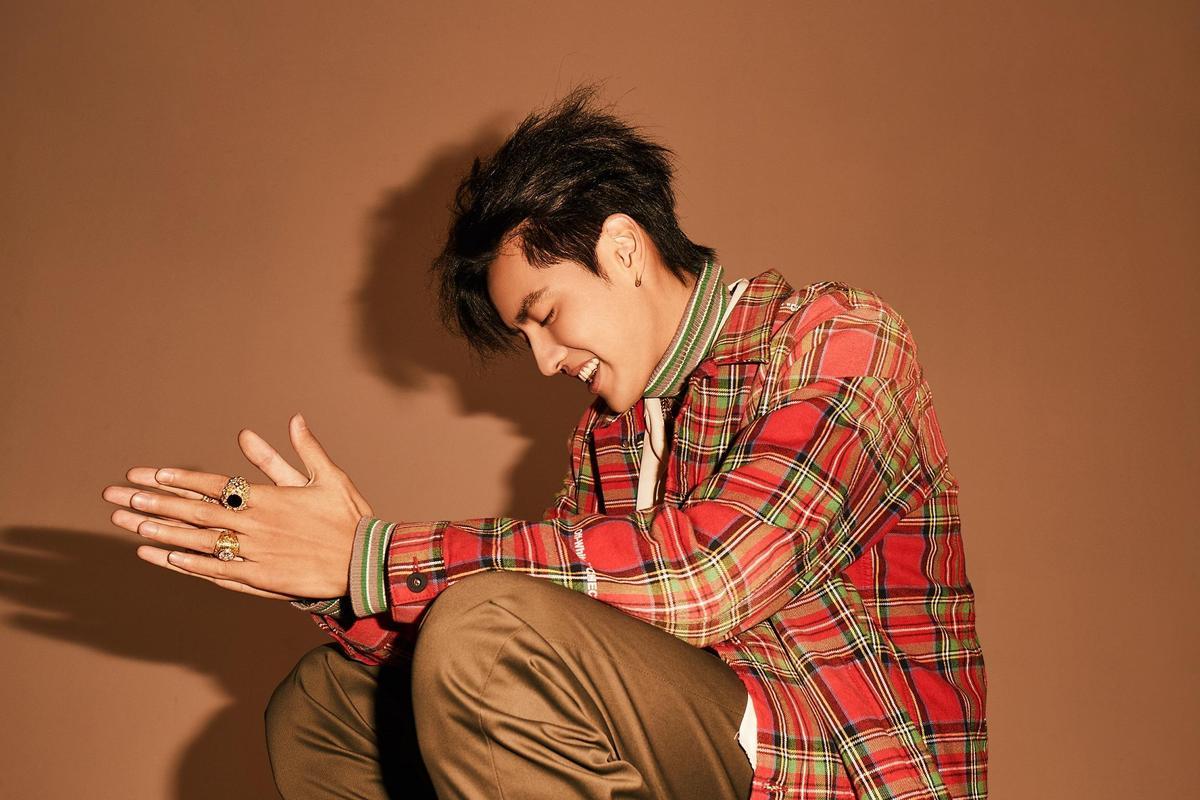 吳亦凡接連在節目中創造流行語,足見他在年輕世代的影響力。(環球提供)