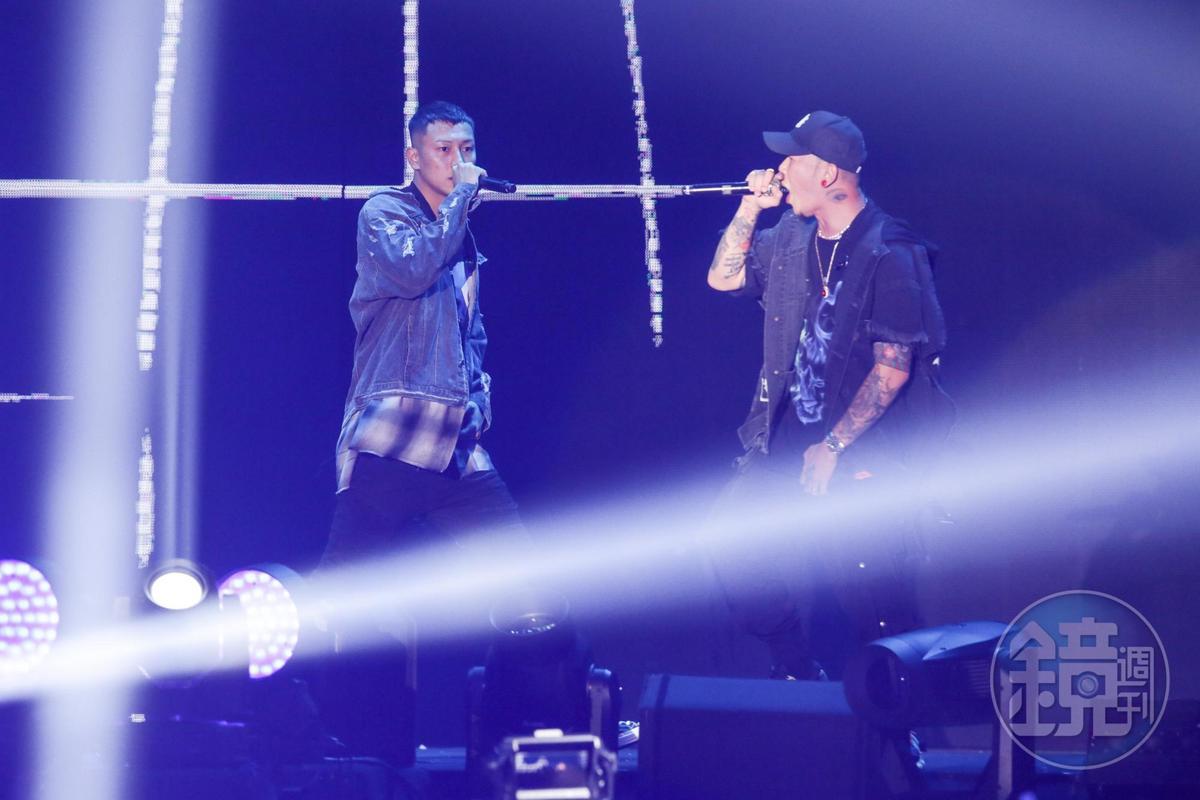 頑童MJ116首次站上台北小巨蛋開唱,《幹大事》演唱會連辦3場、共計吸引3.3萬歌迷觀賞。