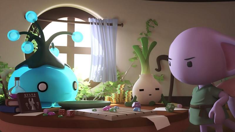 獨立遊戲《樂園》將發展為名為「The Farmer in the Sky」的系列動畫。(翻攝自Youtube)