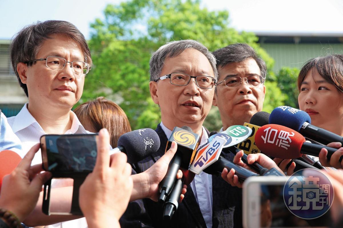 台北醫院大火釀成9人死亡,院方一度否認延誤通報,後來改口承認延誤報案約7到8分鐘。