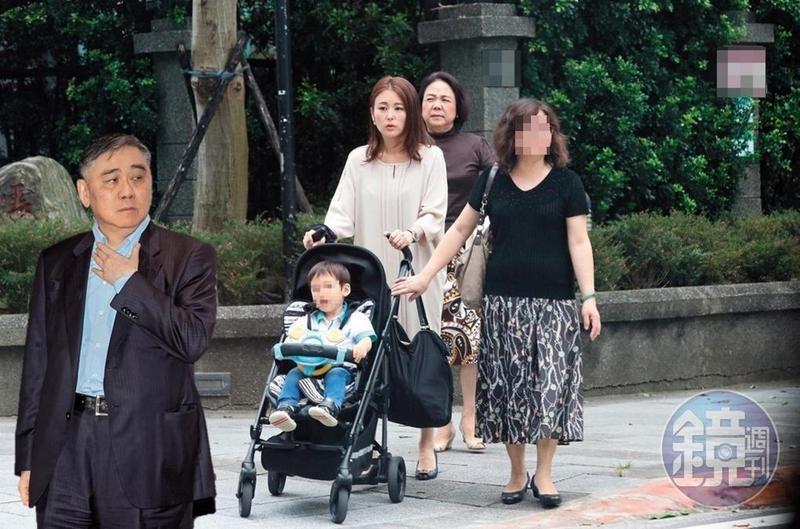 藝人佐藤麻衣日前帶著兒子、父母回台與公公王文洋吃團圓飯,老公王泉仁卻始終避不見面。(本刊資料照)
