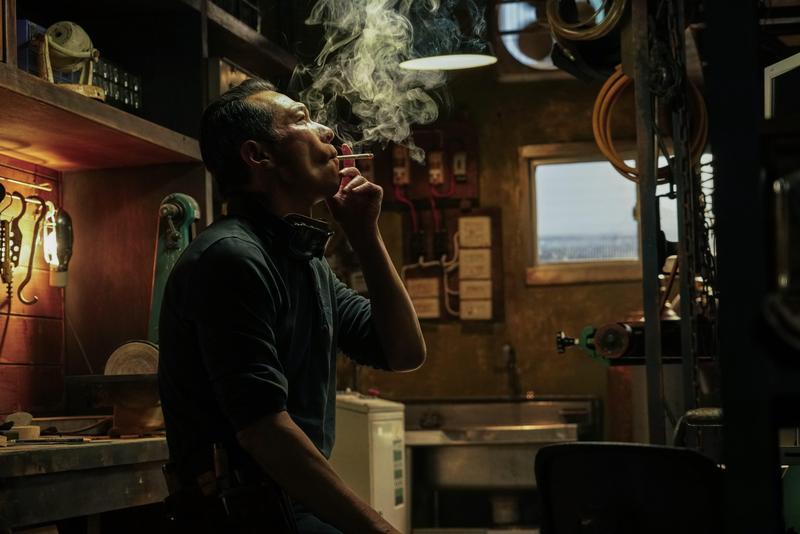《范保德》是導演蕭雅全2018年新作,距離他上一部電影《第36個故事》隔了8年。(鏡象提供)