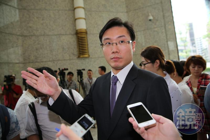 遠雄集團公共事務室副總經理兼發言人楊舜欽酒駕遭逮,酒測值高達1.07。