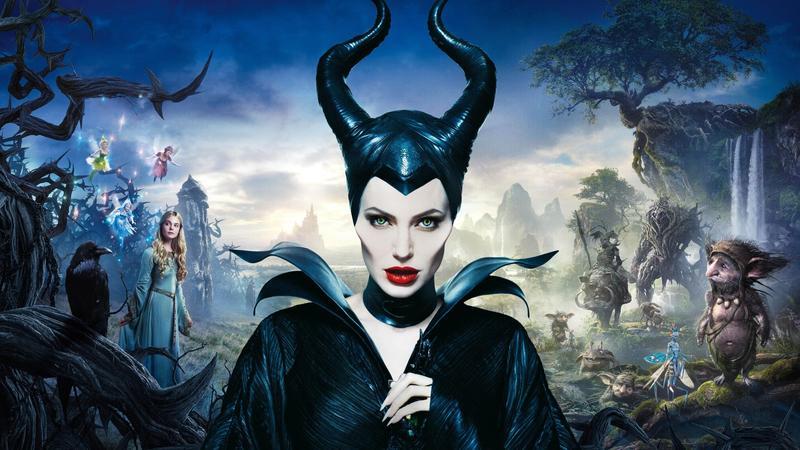裘莉2013年拍攝《黑魔女:沉睡魔咒》令她站上年收新高,今年她2800萬元的收入多半也是來自該片續集片酬。(翻攝自Comic Book Movie)