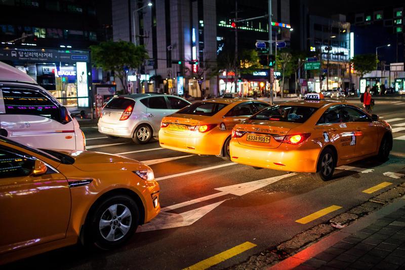 南韓法律准許聽障人士駕駛營業車輛。(東方IC)