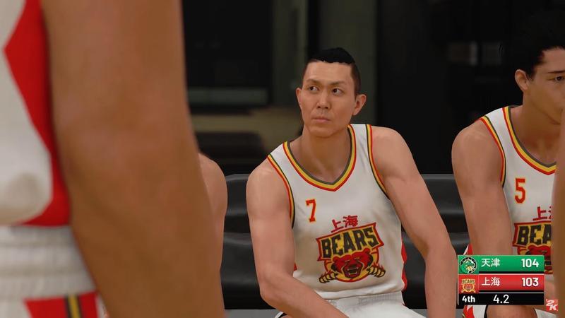NBA 2K19生涯模式出現了中國CBA,是主角職業生涯起步的舞台。(翻攝自Youtube)