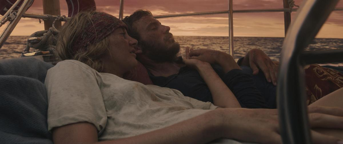 改編自真實故事,一對搭乘遊艇出海冒險的戀人,最後淪為在海上41天的漂流求生。(威望國際)