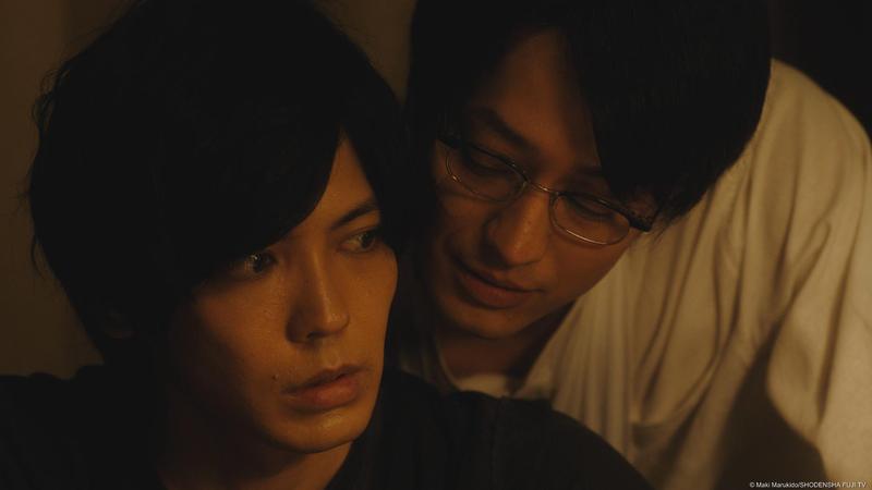 日本BL劇《情色小說家》光片名就引人遐想。(Choco TV提供)