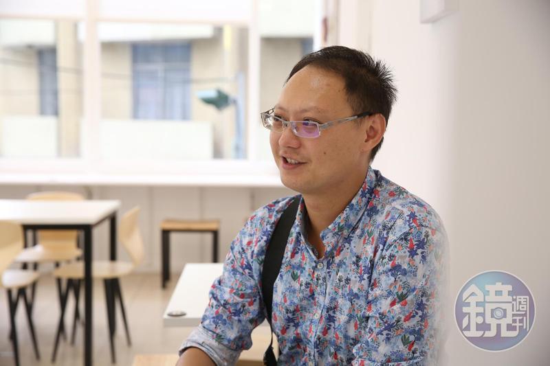 王瑞閔是台大森林系第一名畢業,但為了籌錢完成「植物夢」,當了5年的房屋仲介。