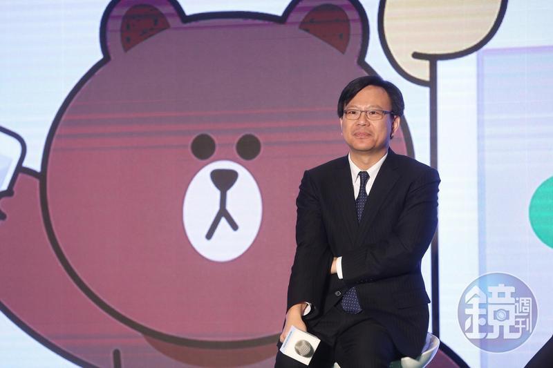 7月底LINE正式對外表態,爭取純網銀執照,台灣連線金融科技股份有限公司(LINE Financial)籌備處負責人劉奕成強調會配合政策。