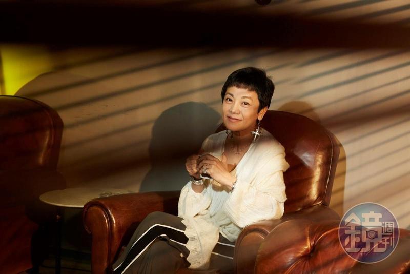 張艾嘉為台灣新生代電影人跨刀,以多年的經驗提供劇本意見。