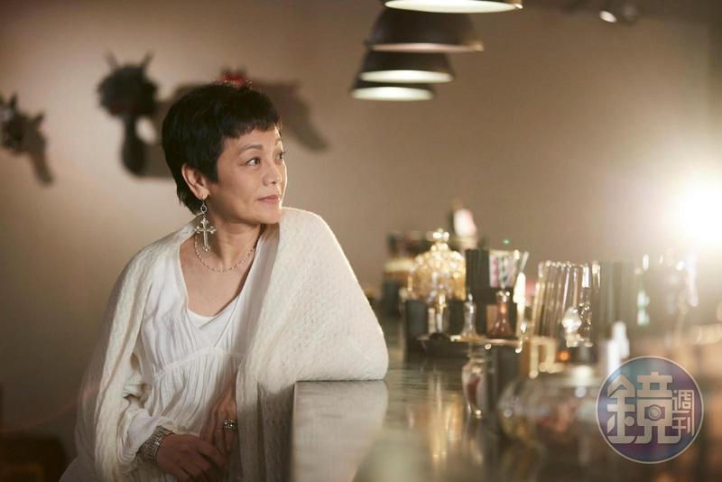 張艾嘉擔任電影《引爆點》監製,並熱心提供編劇多年的經驗。