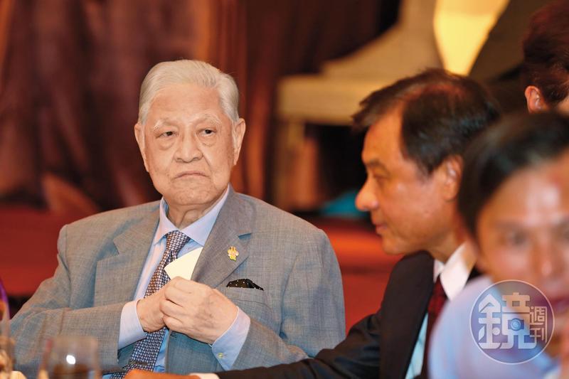 柯文哲說,李登輝讓台灣走向無法回頭的民主制度,不管喜歡或不喜歡,他都是一個可敬的對手。