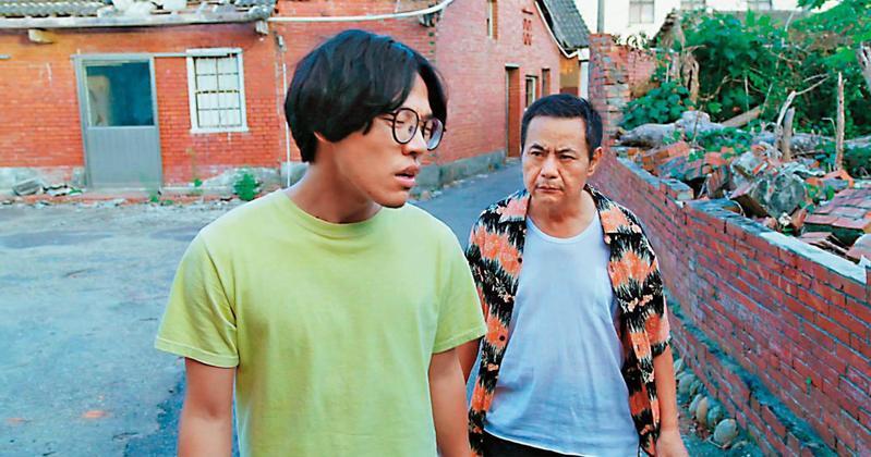 《花甲男孩轉大人》口碑、收視都亮眼,也讓盧廣仲入圍金鐘獎。(八大提供)