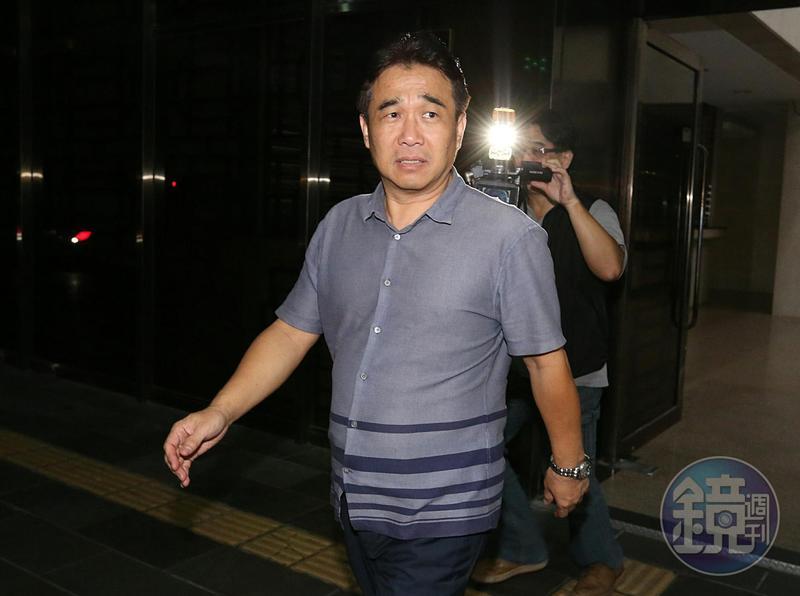 昇華娛樂負責人俞惟中訊後被檢方以150萬元交保。