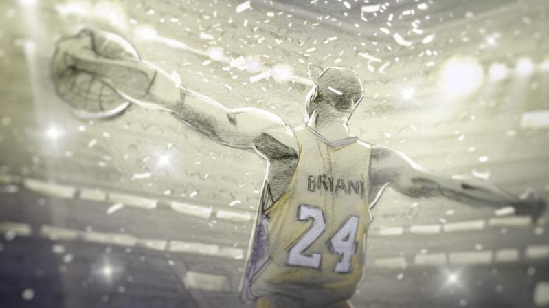 由NBA球星Kobe Bryant配音的《親愛的籃球》(Dear Basketball)也將在台中動畫影展作全台首映。
