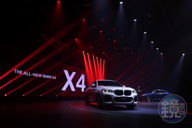 BMW從今年下半年起全力反攻,導入大改款的X系列新休旅。