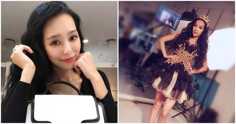 女星王思佳遭控穿霸王衣,還被檢察官查出假出國、不出庭。(網路服飾業者提供)
