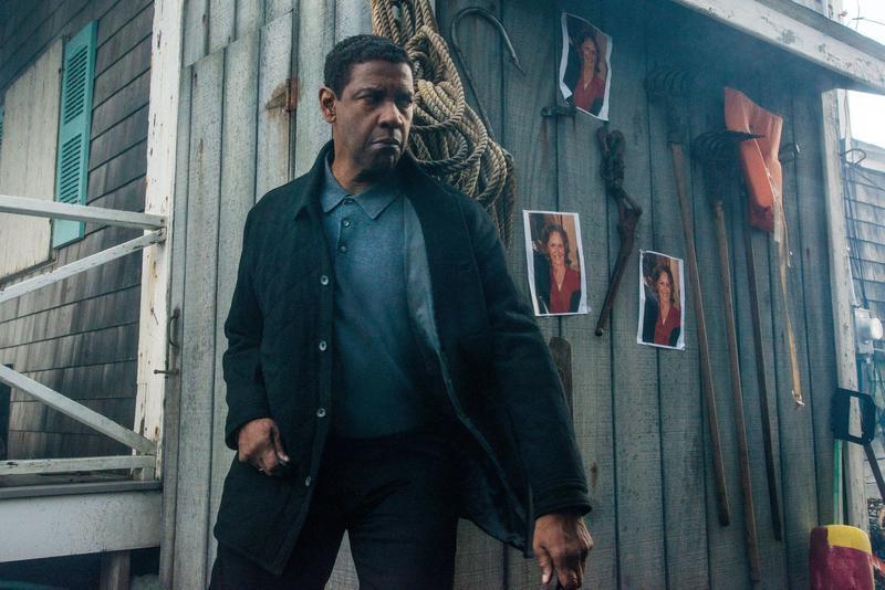 丹佐華盛頓從影四十多年來首度接演續集電影,他在戲中一邊擔任司機,一邊用私刑為乘客遭遇的不公不義討公道。(索尼提供)